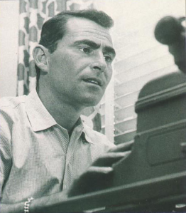 Serling -- typewriter1