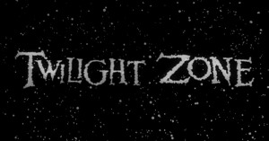 The Twilight Zone Logo Season 5 Cropped