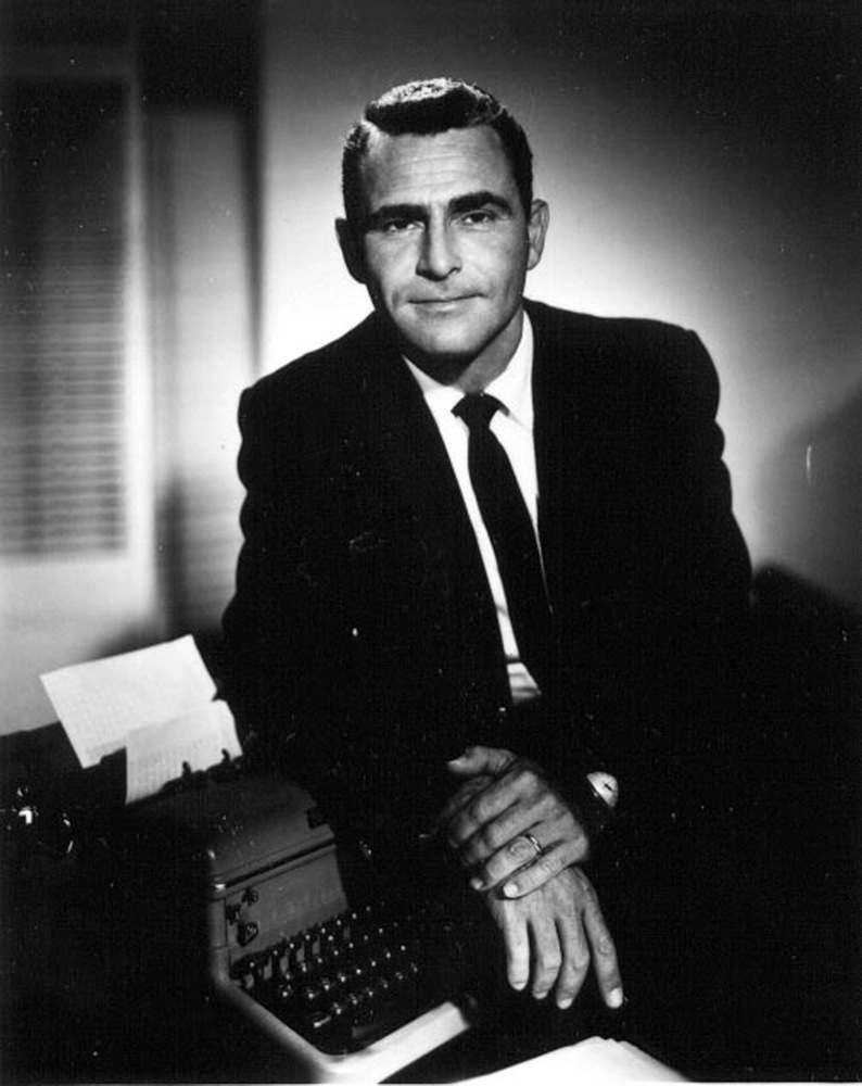 Rod Serling Shadow Substance Page 2