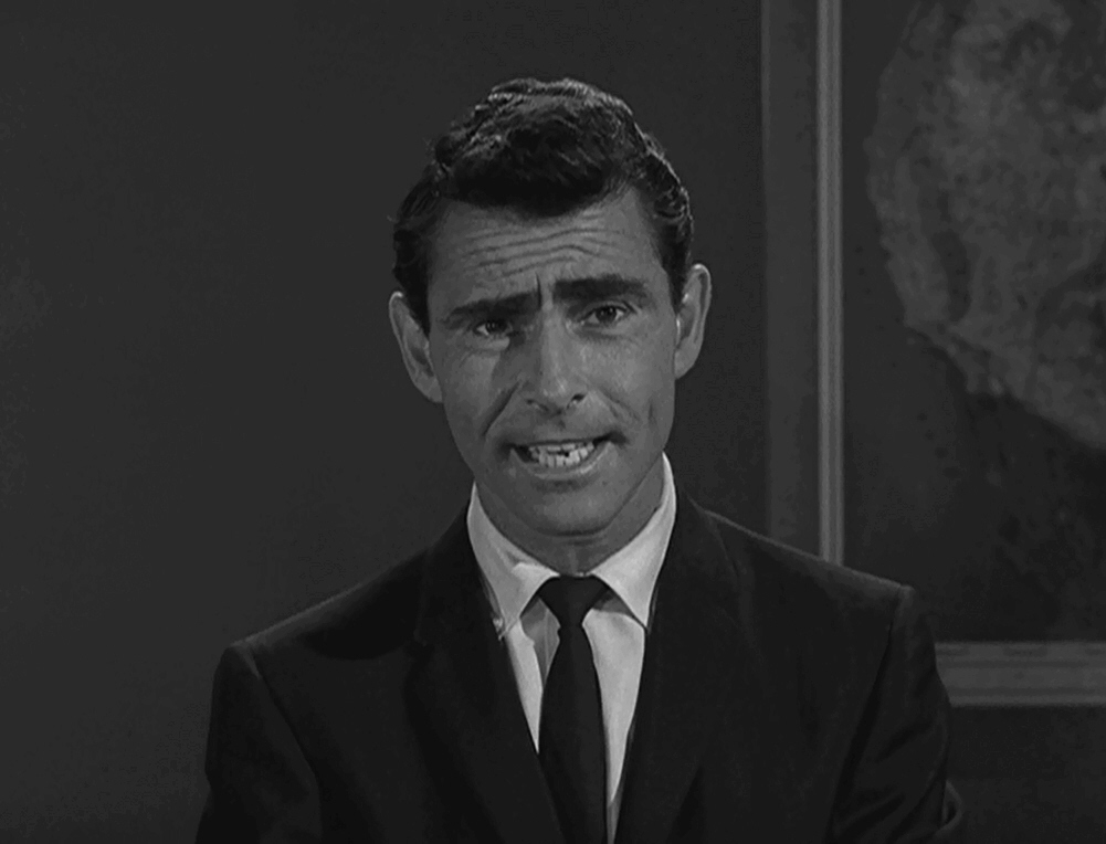 Shadow & Substance | Exploring the Works of Rod Serling | Page 3