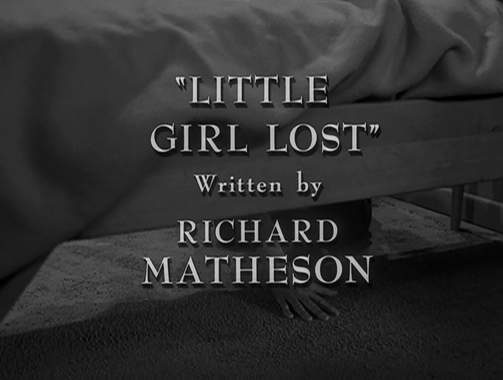Little Girl Lost, Story Idea Found | Shadow & Substance